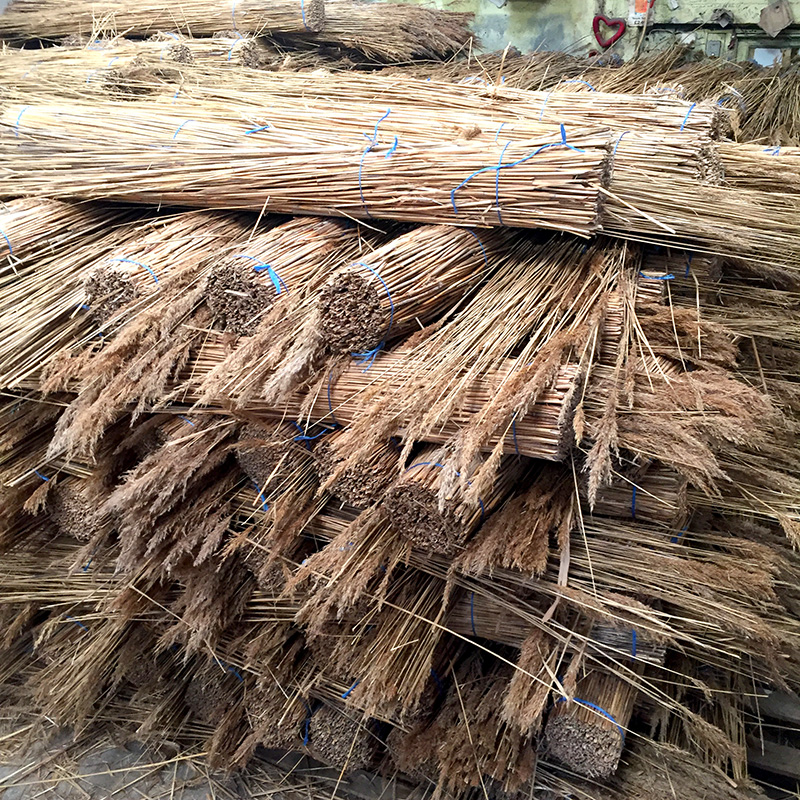 Raw material for the roof
